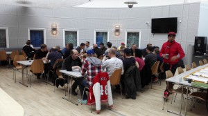 Det var mange deltakere på NSBF-konferansen