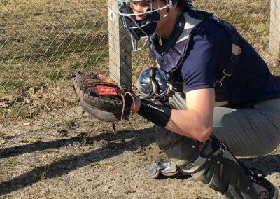 Spring training 2018 catcher