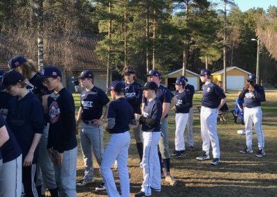Spring training 2018 team