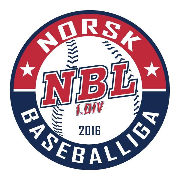 Norsk Baseballiga har nye logoer!