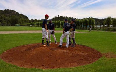 Fabian Weber har sagt opp som hovedtrener for Norges landslag i baseball