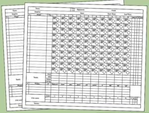 Kurs i scorekeeping @ Online - TEAMS, se kursinformasjon under   Oslo   Norge