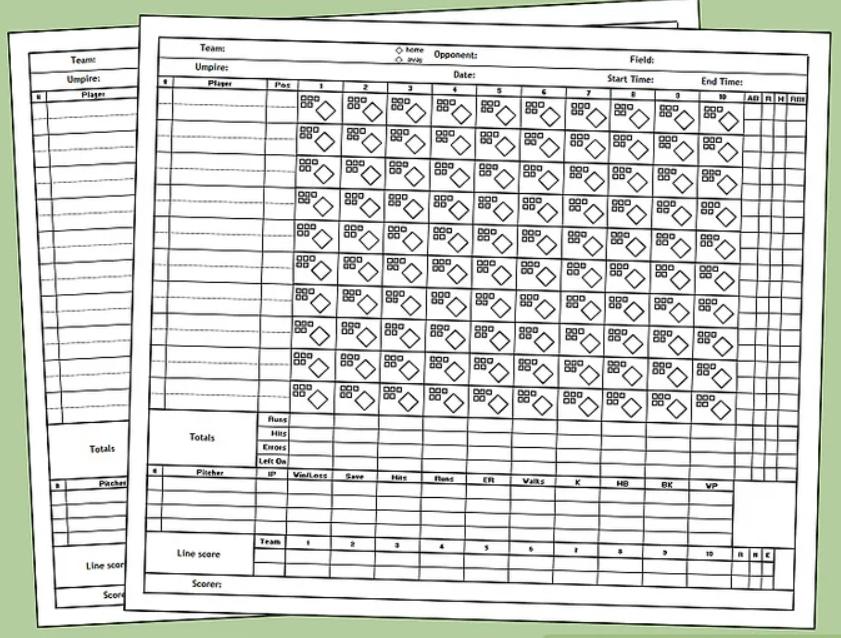 Grunnleggende kurs i scorekeeping